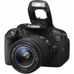 Canon EOS 100D kit (EF-S 18-55)
