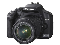 Canon EOS 500D Kit (EF-S 18-55 IS)